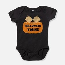 Halloween Twins Baby Bodysuit