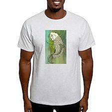 Green Koi Fish T-Shirt