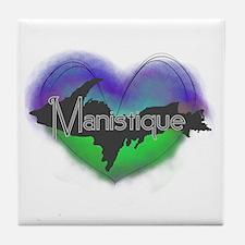 Aurora Manistique Tile Coaster