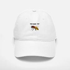 Custom Bee Baseball Baseball Cap