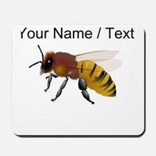 Custom Bee Mousepad