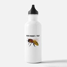 Custom Bee Sports Water Bottle