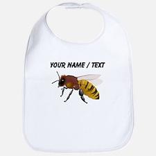 Custom Bee Bib