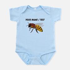 Custom Bee Body Suit