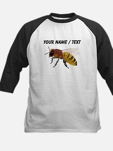 Custom Bee Baseball Jersey