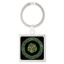 Celtic Dragon 2 Keychains