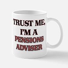 Trust Me, I'm a Pensions Adviser Mugs