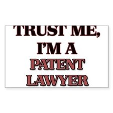 Trust Me, I'm a Patent Lawyer Decal