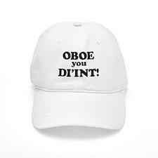 OBOE Baseball Baseball Cap
