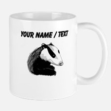 Custom Badger Mugs