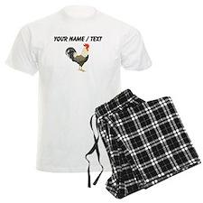 Custom Rooster pajamas