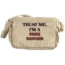 Trust Me, I'm a Park Ranger Messenger Bag