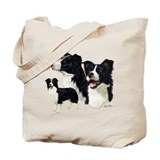 Border collie Totes & Shopping Bags