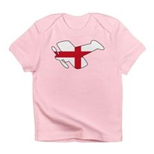 English Airplane Infant T-Shirt
