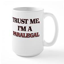 Trust Me, I'm a Paralegal Mugs