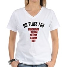No place for Shirt