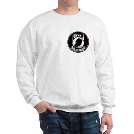 POW/MIA WARRIOR You are NOT forgotten Sweatshirt