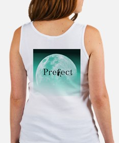 Practically Prefect! Turquoise Women's Tank Top