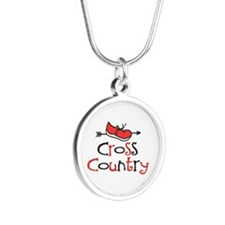 Cross Country Shoe Necklaces