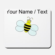 Custom Cartoon Bee Mousepad