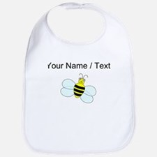 Custom Cartoon Bee Bib