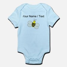 Custom Cartoon Bee Body Suit