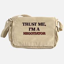 Trust Me, I'm a Negotiator Messenger Bag
