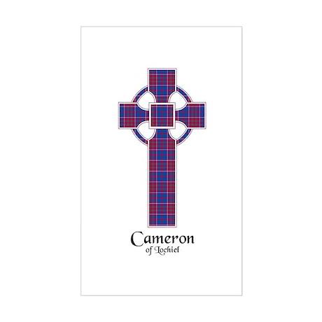 Cross-Cameron of Lochiel Sticker (Rectangle)