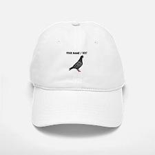 Custom Pigeon Baseball Baseball Cap