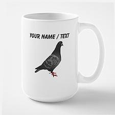 Custom Pigeon Mugs
