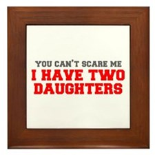 two-daughters-fresh-gray-red-3000 Framed Tile