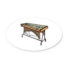 vibraphone simple instrument design Oval Car Magne