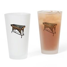 vibraphone simple instrument design Drinking Glass