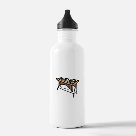 vibraphone simple instrument design Water Bottle
