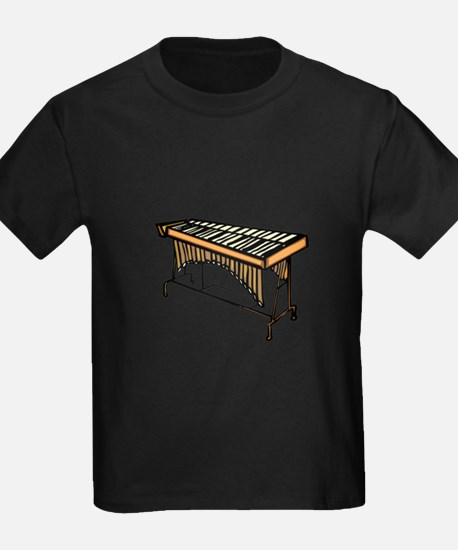 vibraphone simple instrument design T-Shirt