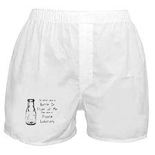 Frontal Lobotomy Boxer Shorts