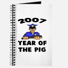 2007 YEAR OF THE PIG Journal