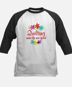 Quilting is Special Tee