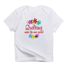 Quilting is Special Infant T-Shirt