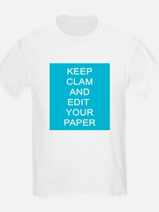 Keep Clam! T-Shirt
