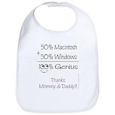 50% Mac and Windows Bib