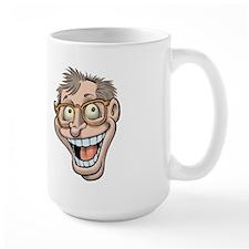 Large Manic Howie Mug