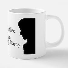 Tea and Coffee with Mr. Thornton and Mr. Darcy Mug