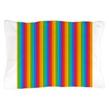 Rainbow Wall Pillow Case