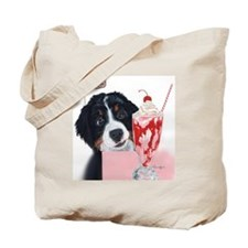 Bernerlicious Tote Bag