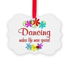 Dancing is Special Ornament