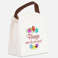 Bingo is Special Canvas Lunch Bag