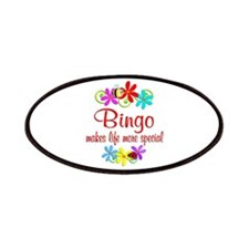 Bingo is Special Patches