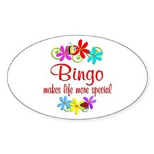 Bingo is Special Decal