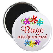 Bingo is Special Magnet